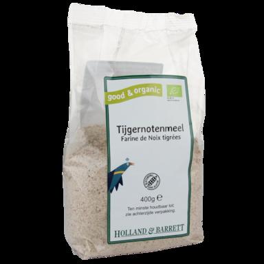 Holland & Barrett Tijgernotenmeel Bio (400gr)