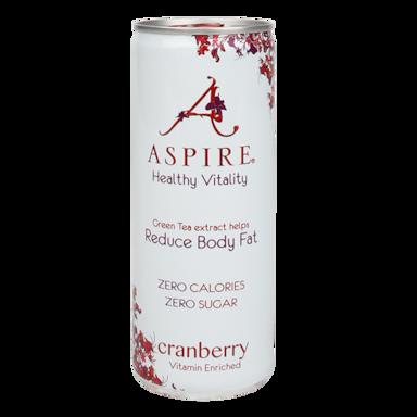 Aspire Health Drink Cranberry (250ml)