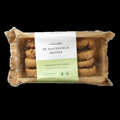 De Glutenvrije Bakker Chocolate Chip Cookies Glutenvrij