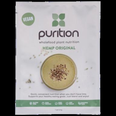 Purition Vegan Plant Hennep 1 Portie