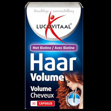 Lucovitaal Haar Volume (30 Capsules)