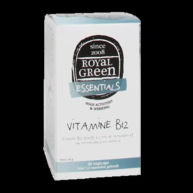 Royal Green Vitamine B12, 500mcg (60 Capsules)