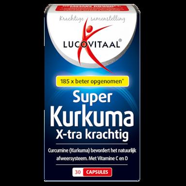 Lucovitaal Super Curcumine X-tra Fort