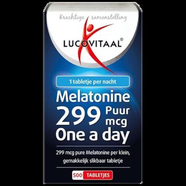 Lucovitaal Mélatonine Pure
