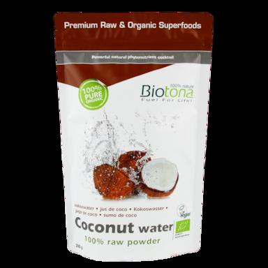 Biotona Coconut Water Poeder Bio (200gr)