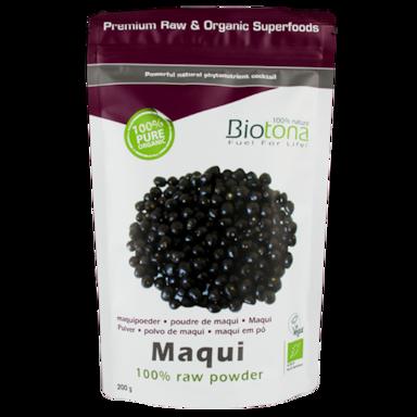 Biotona Maqui Poeder Bio (200gr)