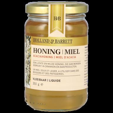 Holland & Barrett Acacia Honing Vloeibaar (350gr)