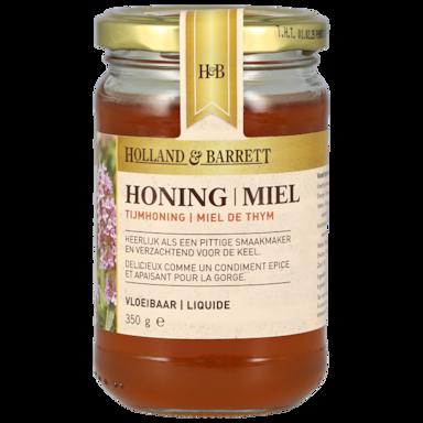 Holland & Barrett Tijmhoning Vloeibaar (350gr)