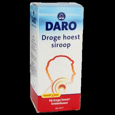 Daro Droge Hoest Siroop (150ml)