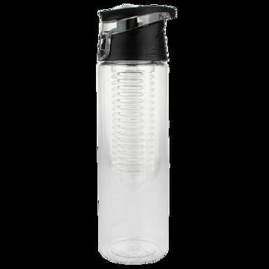 Fresh Flavor Water Bottle Black (700ml)