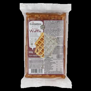 Consenza Belgian Waffle Glutenvrij