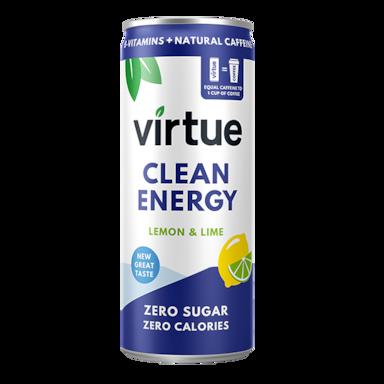 Virtue Clean Energy Lemon & Lime (250ml)
