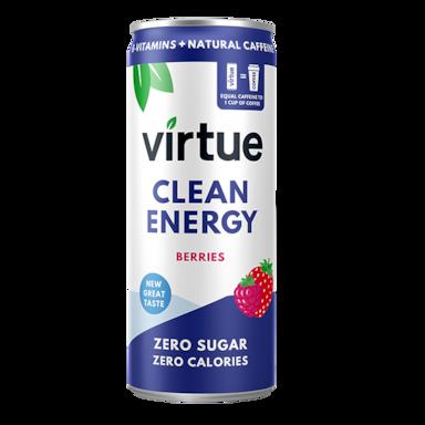 Virtue Clean Energy Berries (250ml)