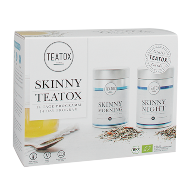 Teatox Skinny Teatox 14 Day Program (110gr)