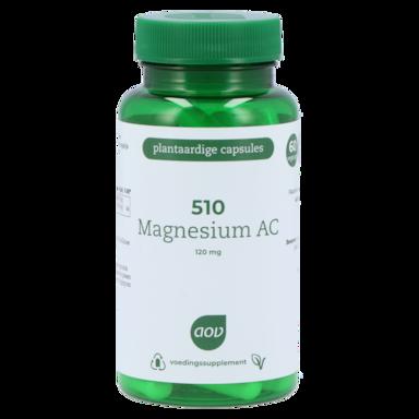 AOV 510 Magnesium AC, 120mg (60 Capsules)