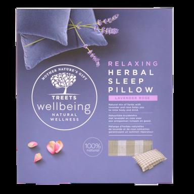 Treets Herbal Sleep Pillow Relaxing
