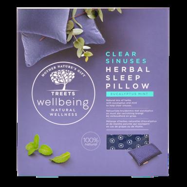 Treets Herbal Sleep Pillow Clear Sinuses