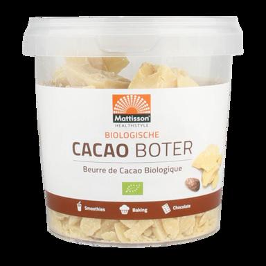 Mattisson Cacao Butter Bio (300gr)