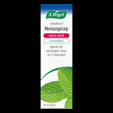 A.Vogel Cinuforce Neusspray Extra Sterk (20ml)
