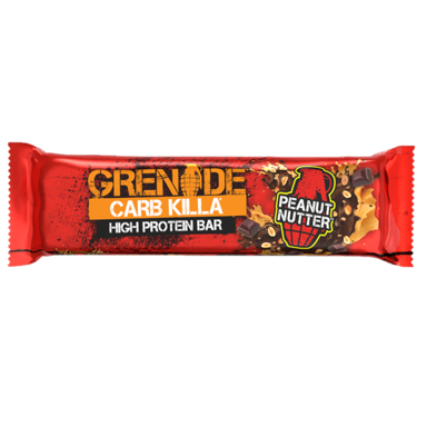 Grenade Carb Killa Peanut 60g