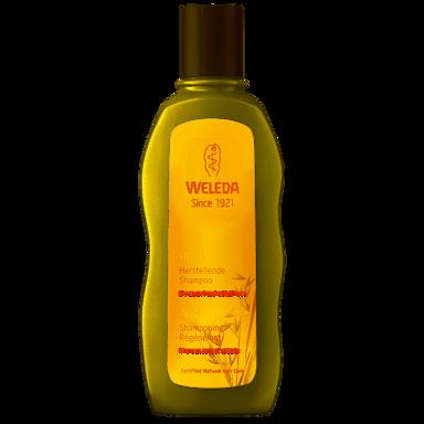 Weleda Shampoing régénérateur à l'avoine 190 ml