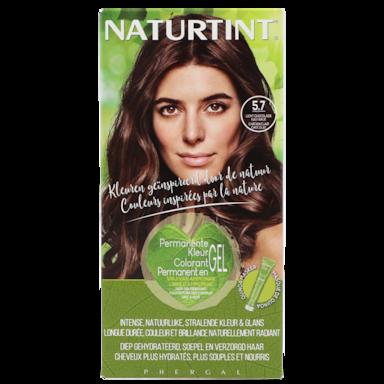 Naturtint Permanente Haarkleuring 5.7 Licht Chocolade Kastanje