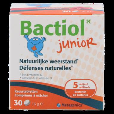 Metagenics Bactiol® Junior (28 Kauwtabletten)