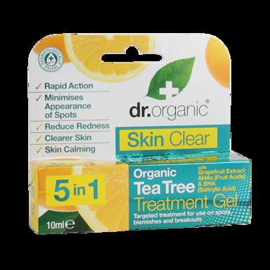 Dr. Organic Skin Clear Tea Tree Treatment Gel