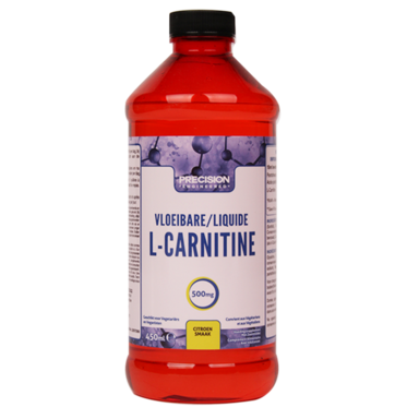 Precision Engineered L-Carnitine Liquid Lemon (473ml)
