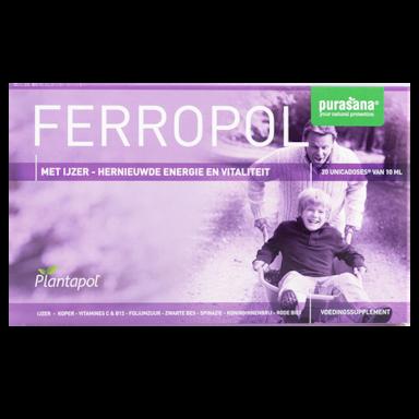 Purasana Ferropol (20 Ampullen)