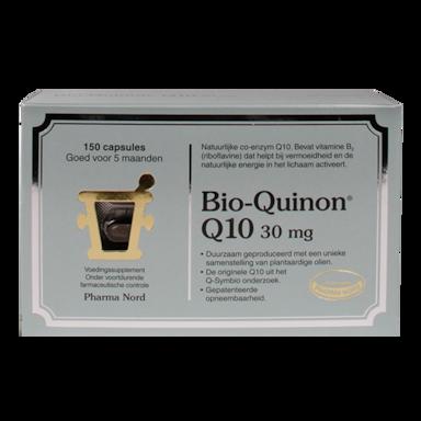 Pharma Nord Super BioQuinone Q10 150 Capsules 30mg