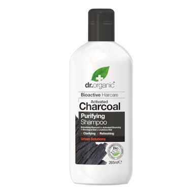 Dr. Organic Charcoal Shampoo