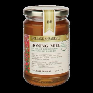 Holland & Barrett Bloemenhoning Vloeibaar Bio (350gr)