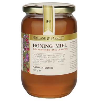 Holland & Barrett Bloemenhoning Vloeibaar (900gr)