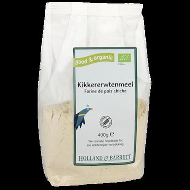 Holland & Barrett Kikkererwtenmeel Bio (400gr)