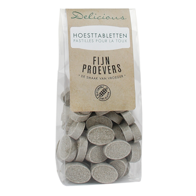 Delicious Hoesttabletten