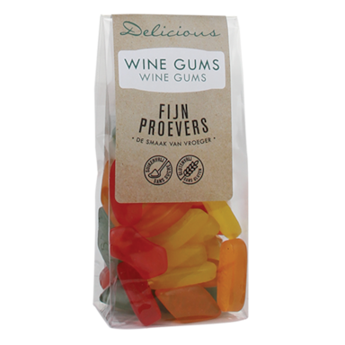 Delicious Winegums Suikervrij