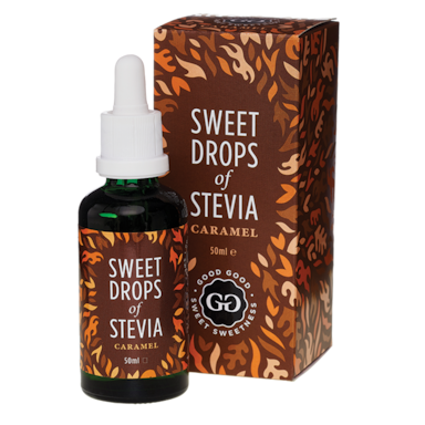 Good Good Sweet Drops Stevia Caramel