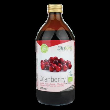 Biotona Cranberrysap Bio (500ml)