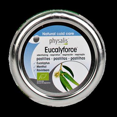 Physalis Eucalyforce Pastilles Bio (45gr)