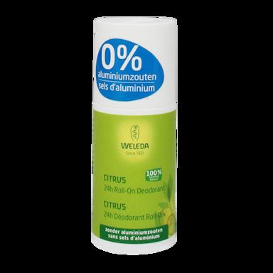 Weleda 24H Citrus Roll-On Deodorant (50ml)
