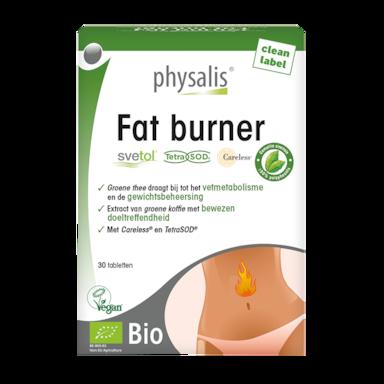 Physalis Fat Burner Bio (30 Tabletten)