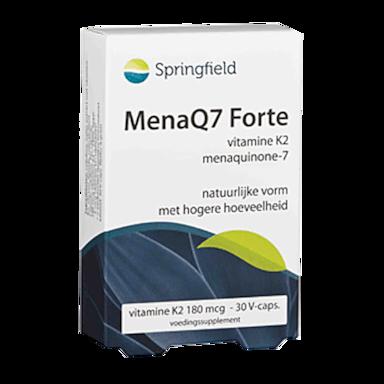 Springfield MenaQ7 Forte Vitamine K2
