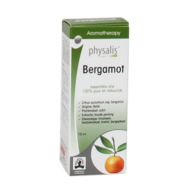 Physalis Bergamot Olie Bio