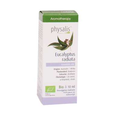 Physalis Eucalyptus Radiata Bio