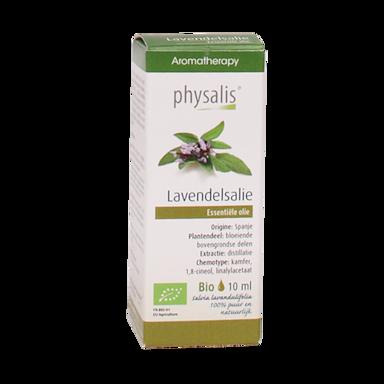Physalis Lavendel Salie Olie Bio