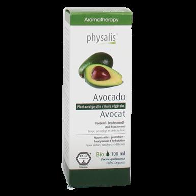 Physalis Avocado Olie Bio (100ml)