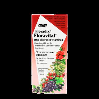 Floradix Floravital Elixer (250ml)