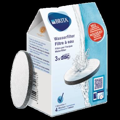 Brita Waterfilterpatroon MicroDisc 3-Pack