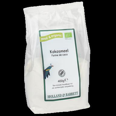 Holland & Barrett Kokosmeel Glutenvrij Bio (400gr)